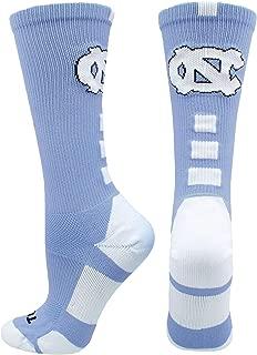 University of North Carolina Tar Heels Baseline Crew Socks