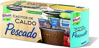 Knorr - Cacito De Caldo Pescado, Pack de 8