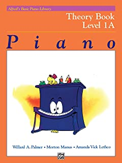 Alfred's Basic Piano Library Theory, Bk 1A (Alfred&a