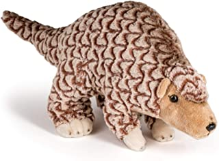Wildlife Tree 12 Inch Stuffed Pangolin Plush Floppy Animal Kingdom Collection
