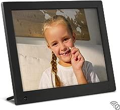 NIX Advance 15-Inch Digital Photo Frame - HD Digital Photo & Video Frame with Motion Sensor, Auto Rotate, Slideshow, Calendar View & USB/SD Card Slot