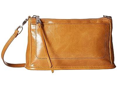 Hobo Cadence (Honey) Cross Body Handbags