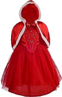 Dressy Daisy Girls' Princess Dress Up Halloween Party Costumes Dresses