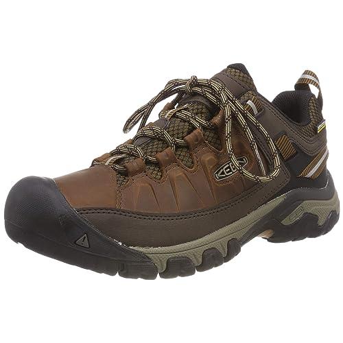 dd2feaa2ec56 KEEN Men s Targhee Iii Wp Low Rise Hiking Shoes