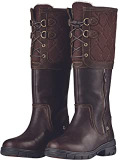 Dublin Ladies Teddington Chocolate Boots
