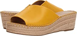 Summer Yellow Butter Nappa Leather