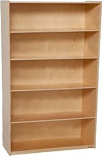 Wood Designs WD13260 X-Deep Bookshelf, 60 x 36 x 18