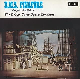 Sullivan: H.M.S. Pinafore / Act 1 - Hail! Men o'war's men..I'm called little buttercup