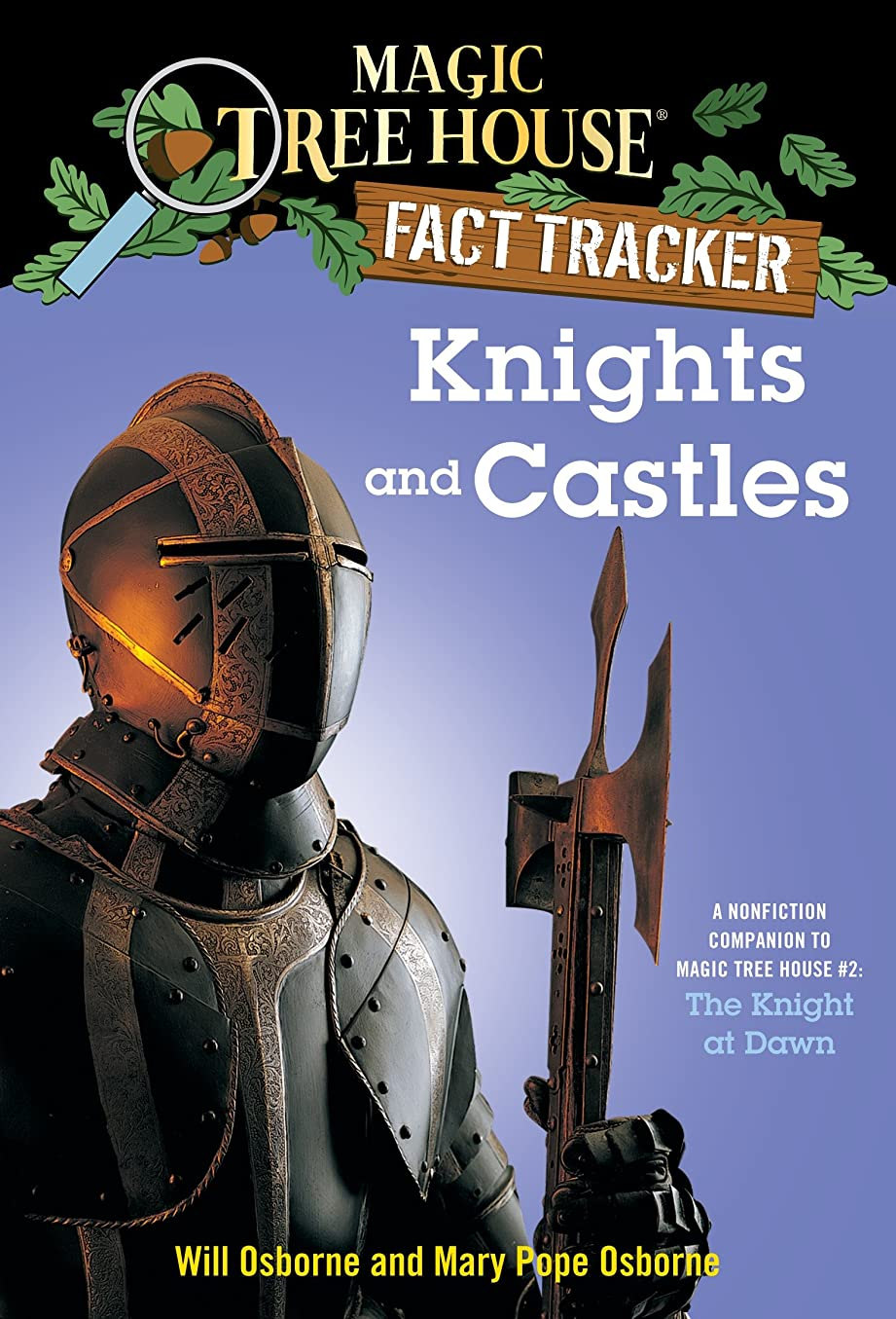 Knights and Castles: A Nonfiction Companion to Magic Tree House #2: The Knight at Dawn (Magic Tree House: Fact Trekker) (English Edition)