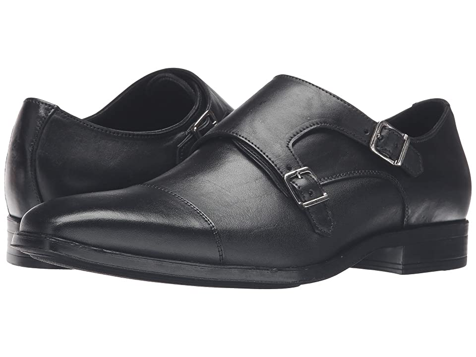 Massimo Matteo Double Monk Classic (Black) Men