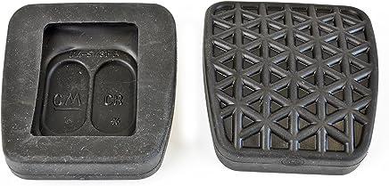 Myba-S - 1 funda de goma para pedal de freno y embrague