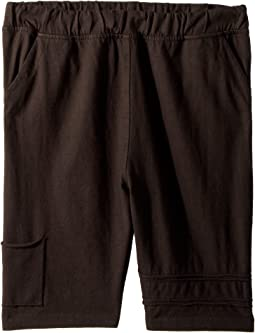 Extra Soft Shorts with Strappings (Little Kids/Big Kids)