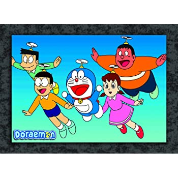 Tamatina Cartoon Poster Poster Of Cartoon Cartoon Wall Poster Cartoon Wall Poster For Kids Room Poster For Home Decor 18 Inches X 12 Inches 45 Cms X 30 Cms Cps81 Amazon In Home Kitchen