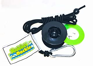 Rubber Dockie Tether Kit (Version 2), Black