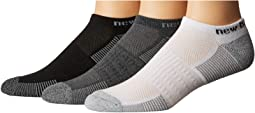 N611 Performance No Show Socks 3-Pair Pack