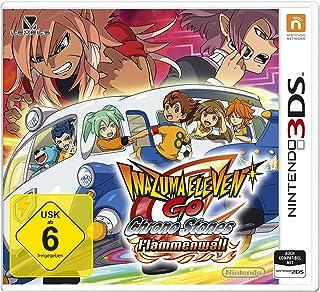 3DS Inazuma Flammenwall. Für Nintendo 3DS