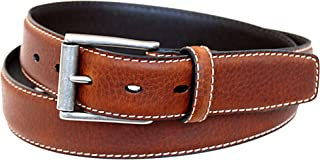 Columbia Men's 1 3/8 in. Grain Feather Edge Belt