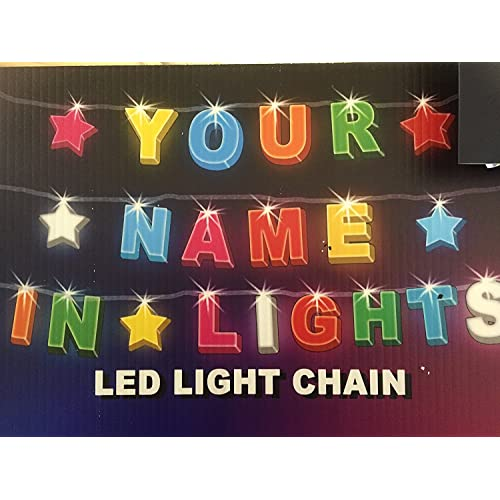 Royal County Create Your Name in Lights STAR NIL-STAR