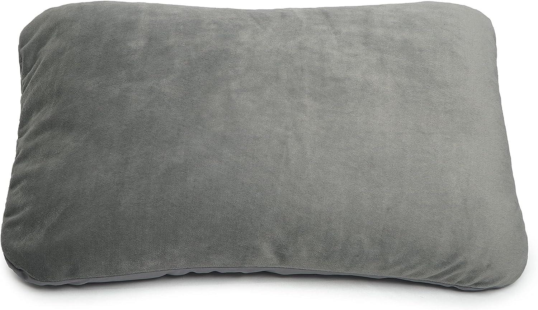 Squishy Deluxe Baltimore Mall Microbead Rectangular Travel Comfortable Pillow Fashion