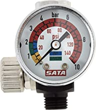sata air regulator gauge
