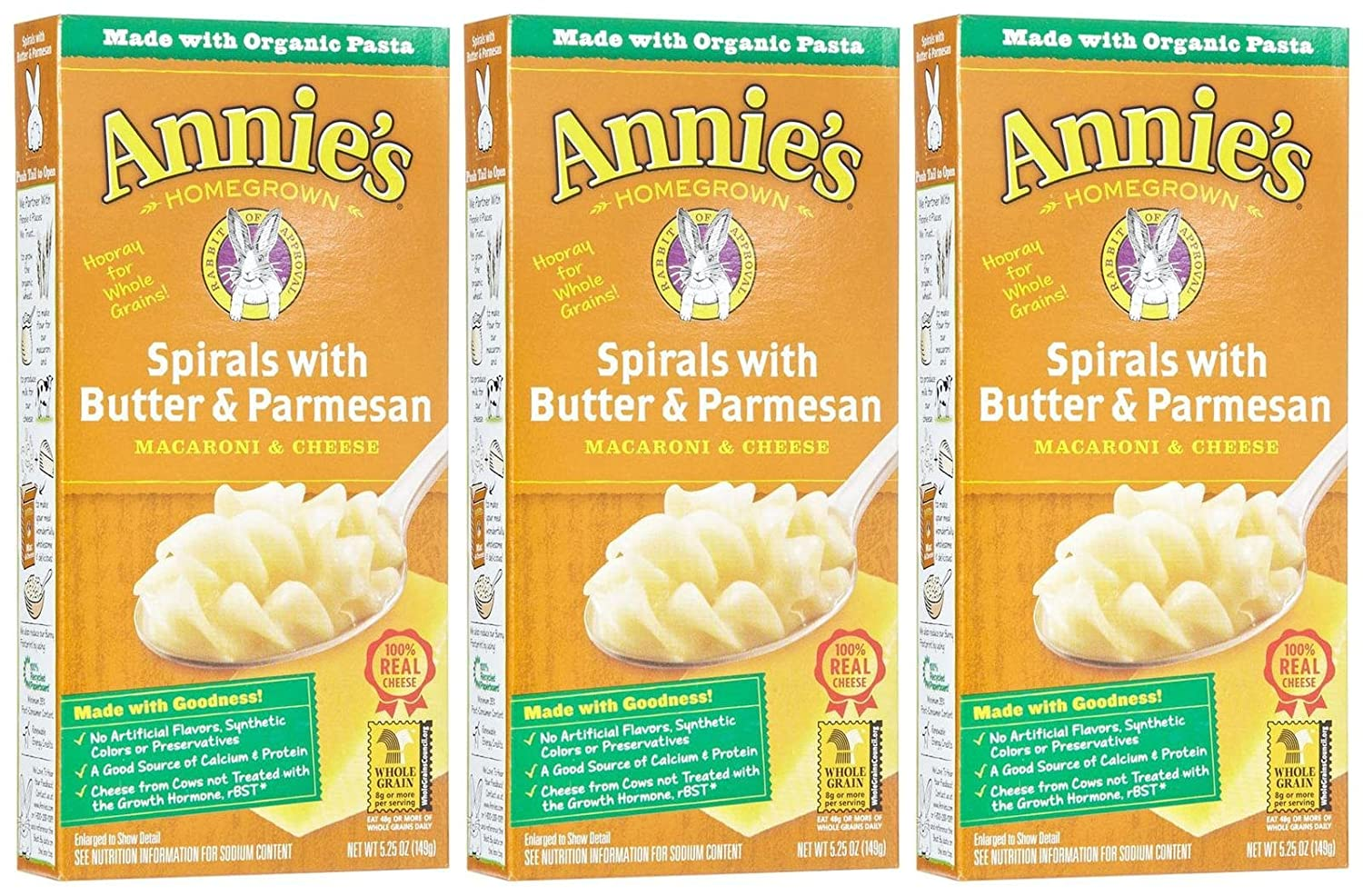 Super popular specialty store Annie's Homegrown Organic Macaroni Butte with and Directly managed store Cheese-Spirals