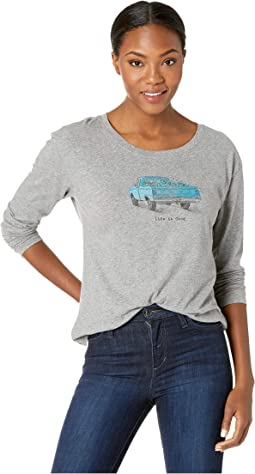 Truck Love Breezy Long Sleeve T-Shirt