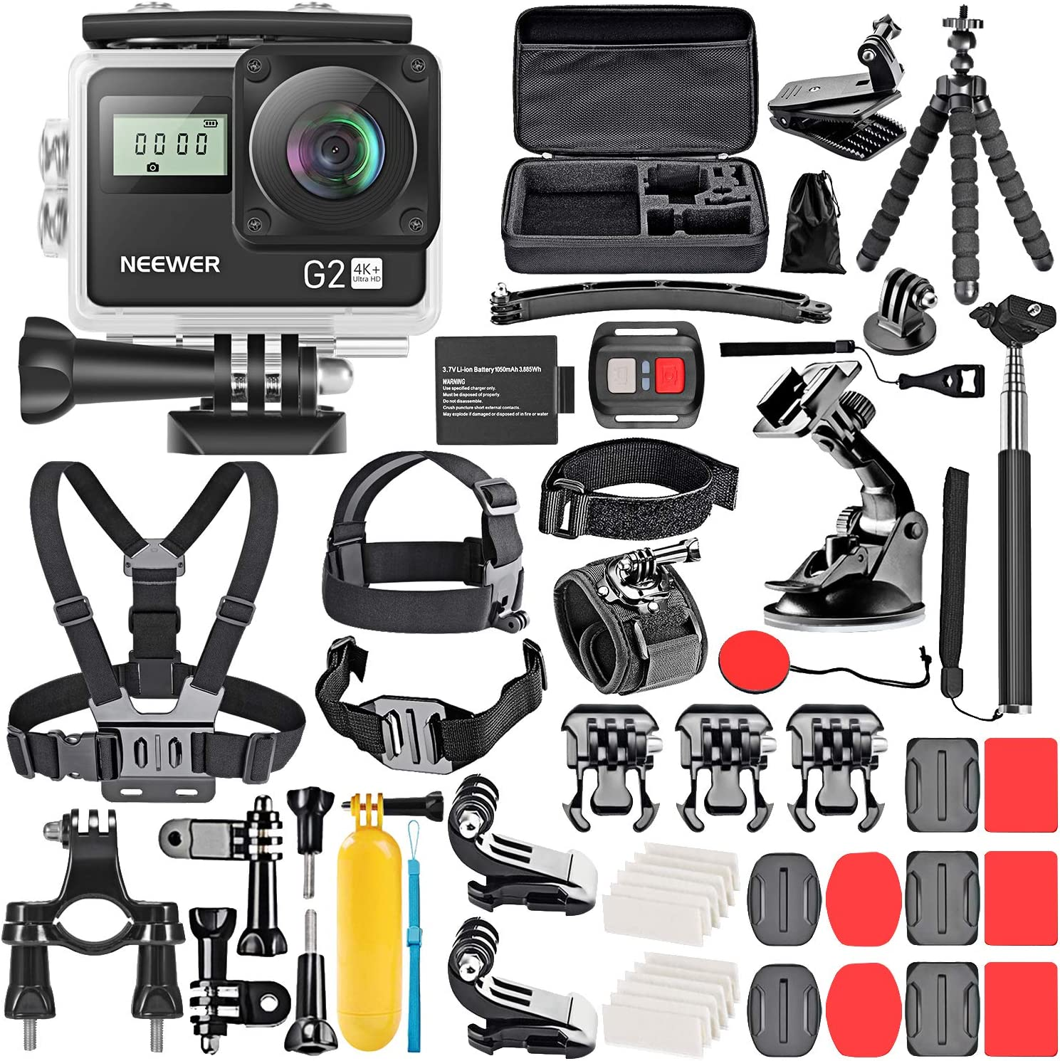 Neewer Sale Special Price G2 4K WiFi Sports Action Touch Ultra with Screen Camera Recommendation H