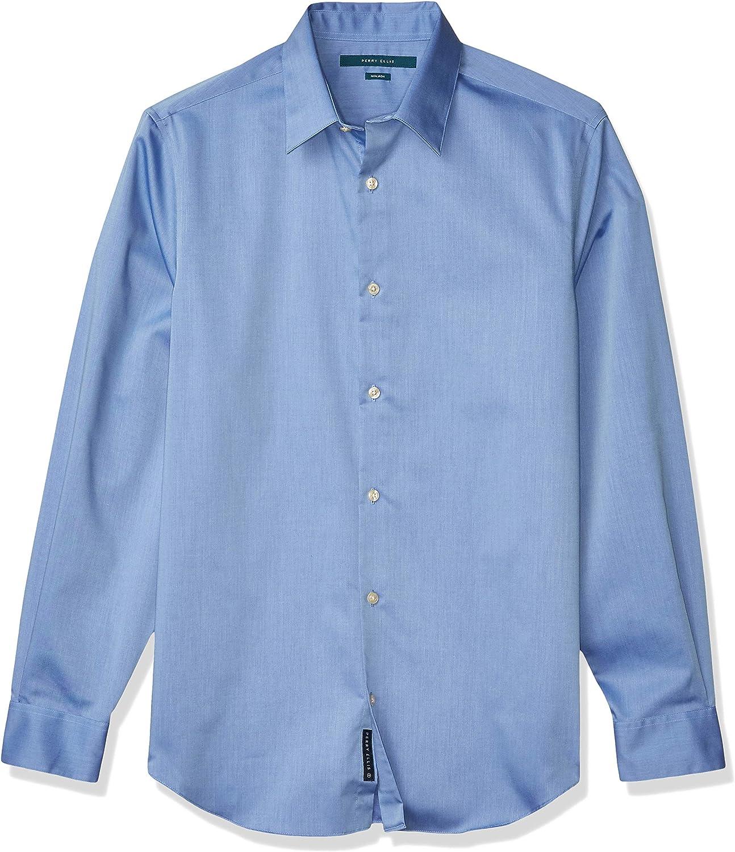 Perry Ellis Men's Non-Iron Essential Shirt
