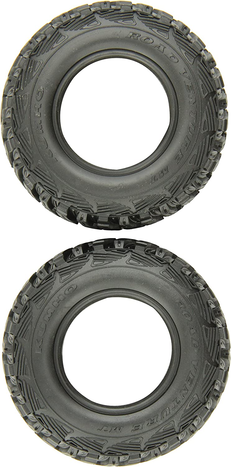 Traxxas 6870 Kumho Tires with Inserts, 2-Piece