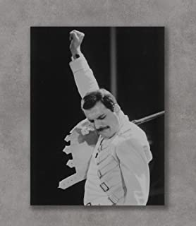 Kai'Sa Freddie Mercury Queen Poster Art Print Posters,18''×24'' Unframed Poster Print