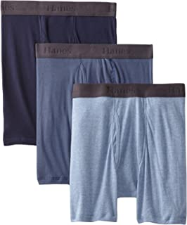 Hanes Men's 3-Pack X-Temp Boxer Briefs