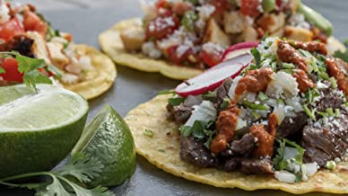 Learn to make Mexican tacos and tortillas with a professional chef