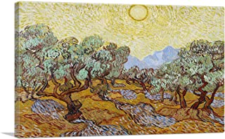 Best van gogh olive trees print Reviews