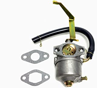 POWER PRODUCTS Carburetor Gasket for Harbor Freight Tail Gator 63025 63024 900W Gas Generator
