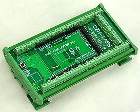 Electronics-Salon DIN Rail Mount Screw Terminal Block Adapter Module, For Arduino MEGA-2560 R3.