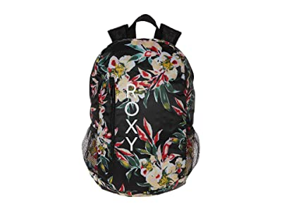 Roxy Fresh Air Backpack (Anthracite Wonder Garden) Backpack Bags