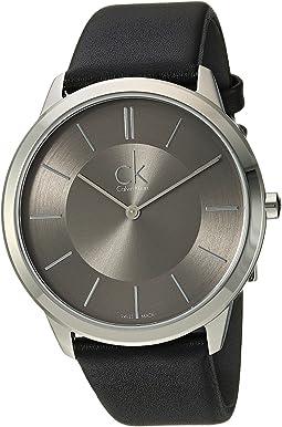 Calvin Klein - Minimal Watch - K3M211C4