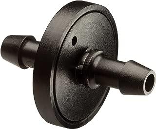 1//2 Gallon Per Hour 25-Pack 0.5 Rain Bird BUE05-25S Drip Irrigation Button Dripper//Emitter