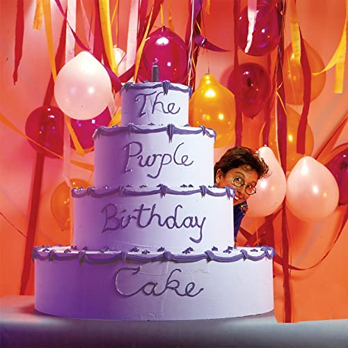 Fabulous Purple Birthday Cake By Kayla On Amazon Music Amazon Com Birthday Cards Printable Opercafe Filternl