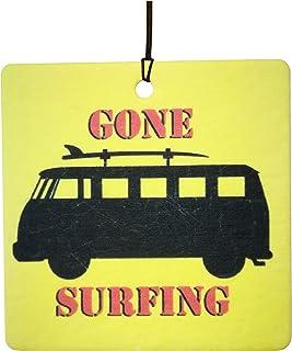 Gone Surfing Car Air Freshener