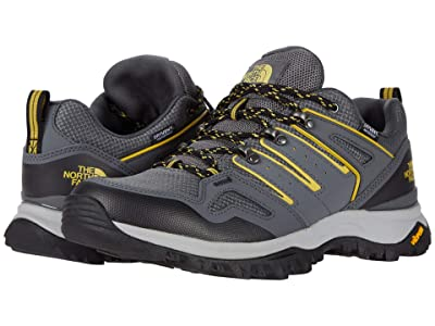 The North Face Hedgehog Fastpack II Waterproof (Zinc Grey/Bamboo Yellow) Men
