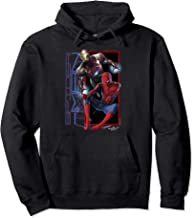 Marvel Spider-Man Homecoming Iron Man Out Of The Box Hoodie