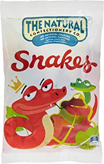 TNCC The Natural Confectionary Co. Snakes Jelly Candy 200 g