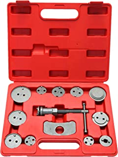 8MILELAKE 13pcs Disc Brake Caliper Wind Back Tool Kit