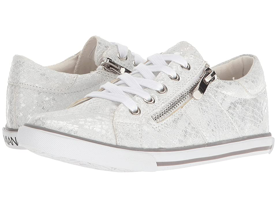 Image of Amiana 15-A5466 (Toddler/Little Kid/Big Kid/Adult) (White Dusty Snake) Girl's Shoes