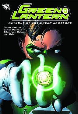 Green Lantern: Revenge of the Green Lanterns (Green Lantern (2005-2011))