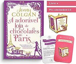 A adorável loja de chocolates de Paris + pin colecionável 2.0