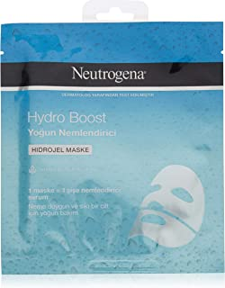 Neutrogena Hydro Boost Yoğun Nemlendirici Hidrojel Maske, 30 ml