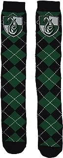 Slytherin School Uniform Knee High Socks