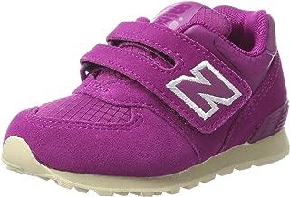 New Balance Kids' 574v1 Hook and Loop Sneaker